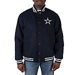 Dallas Cowboys Wool Varsity Jacket