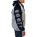 Dallas Cowboys Commemorative Fleece Varsity Jacket