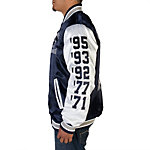 Dallas Cowboys Commemorative Satin Varsity Jacket