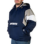 Dallas Cowboys Starter 1/2 Zip Pullover Jacket