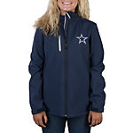 Dallas Cowboys Womens Softshell Jacket