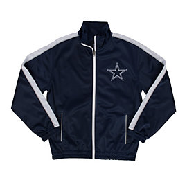 Dallas Cowboys Youth Track Jacket