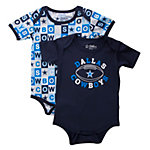 Dallas Cowboys Honey Bun 2-Pack Bodysuit Set