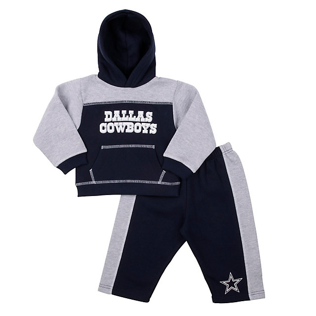 Dallas Cowboys Buddy Fleece Set