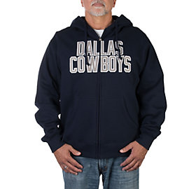 Dallas Cowboys Tenacity Full Zip Hoody