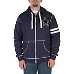 Dallas Cowboys Token Full Zip Hoody