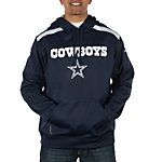 Dallas Cowboys Nike Shield Nailhead Pullover Hoody