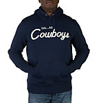 Dallas Cowboys Nike Script Hoody