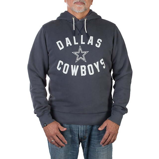 Dallas Cowboys Nike Vintage Washed Pullover Hoody