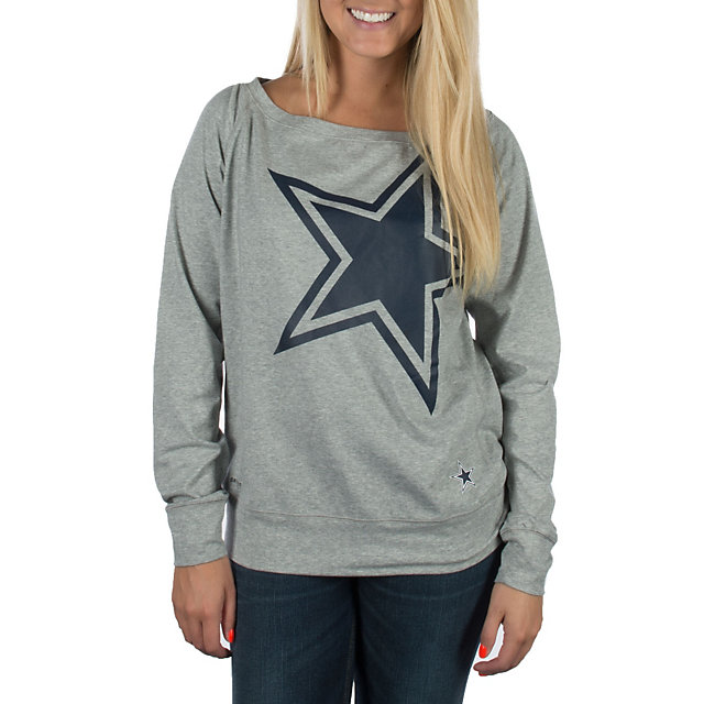 Dallas Cowboys Nike Womens Wildcard Epic Crew
