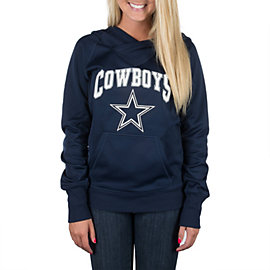 Dallas Cowboys Nike Womens Wildcard All Time Hoody