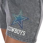 Dallas Cowboys Poppy Fleece Short