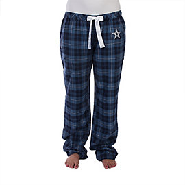 Dallas Cowboys Daisy Flannel Pant