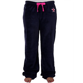 Dallas Cowboys Peony Plush Pant