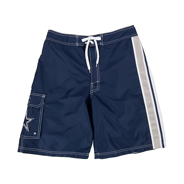 Dallas Cowboys Upper Deck Swim Trunks