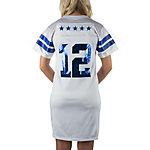 Dallas Cowboys Viola Jersey Dress