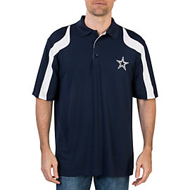 Dallas Cowboys Lyons Color-Blocked Polo