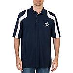 Dallas Cowboys Lyons Color-Blocked Polo