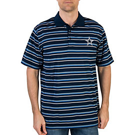 Dallas Cowboys Whitaker Striped Polo