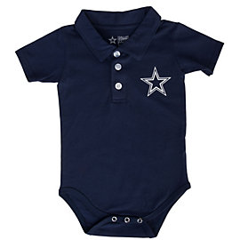 Dallas Cowboys Henry Polo Bodysuit