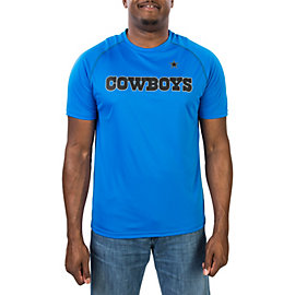 Dallas Cowboys Charged Short Sleeve Performance Tee