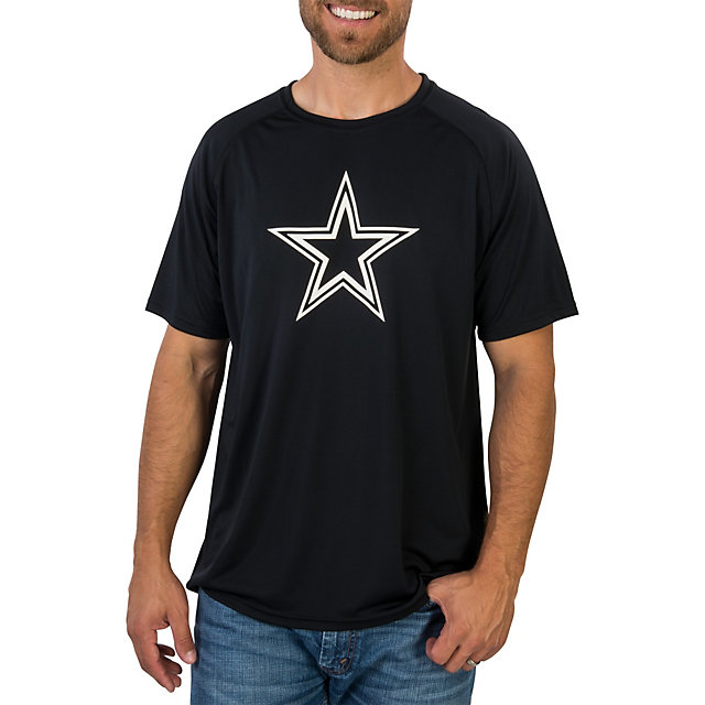 Dallas Cowboys Jack Performance Tee