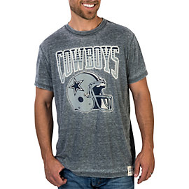 Dallas Cowboys Morton Burnout Tee