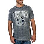 Dallas Cowboys Morton Burnout Tee