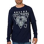 Dallas Cowboys Sanderson Long Sleeve Slub Tee