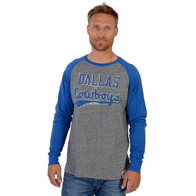 Dallas Cowboys Rambler Raglan Tee