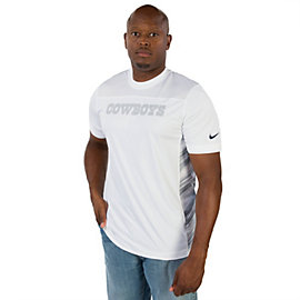 Dallas Cowboys Nike Speed Short Sleeve Dri Fit Top
