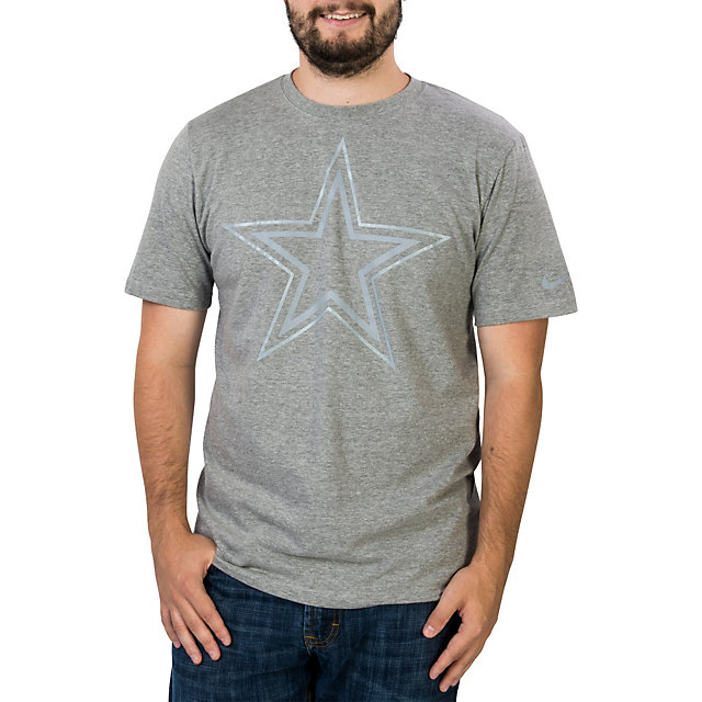 Dallas Cowboys Nike Warp Speed Tee