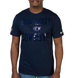 Dallas Cowboys Nike Triblend Local Tee
