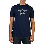 Dallas Cowboys Nike Fast Logo Tee