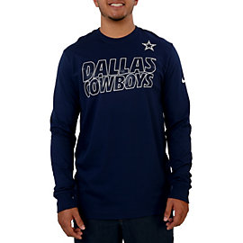 Dallas Cowboys Nike Faster Long Sleeve Tee