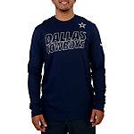 Dallas Cowboys Nike Faster Long Sleeve Tee