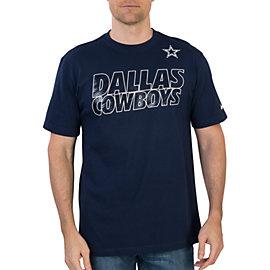 Dallas Cowboys Nike Faster Short Sleeve Tee