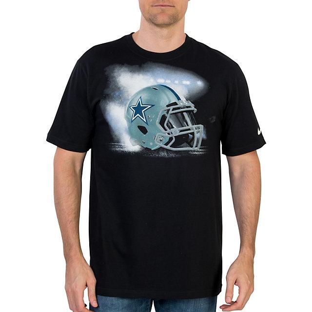 Dallas Cowboys Nike Vapor Helmet Tee