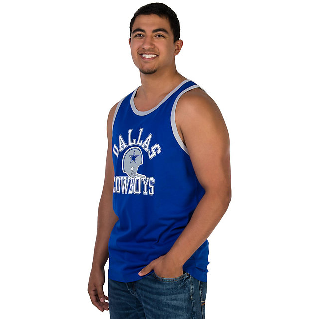 Dallas Cowboys Nike Rewind Tank