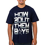 Dallas Cowboys Wedged How Bout Tee