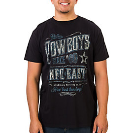 Dallas Cowboys Chalk It Up Tee