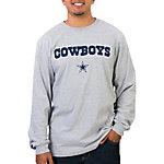 Dallas Cowboys Leaper 2 Long Sleeve Tee
