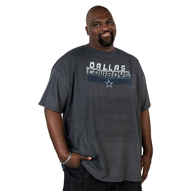 Dallas Cowboys Big and Tall Granite Tee