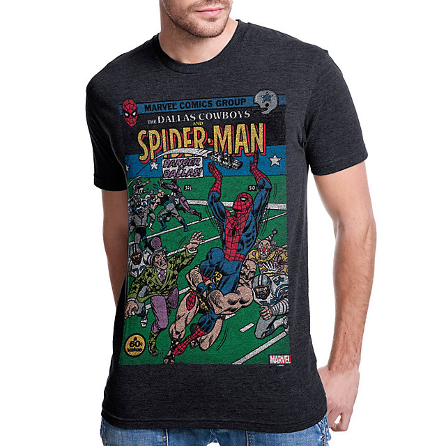 Dallas Cowboys Marvel Danger in Dallas Tee