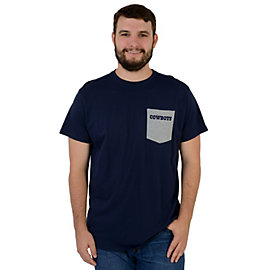 Dallas Cowboys Big Texas Pocket Tee