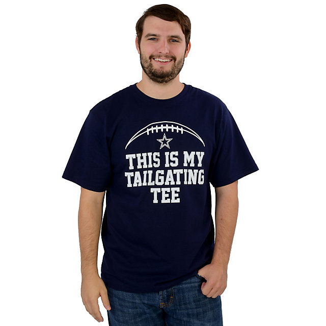 Dallas Cowboys Tailgating Tee