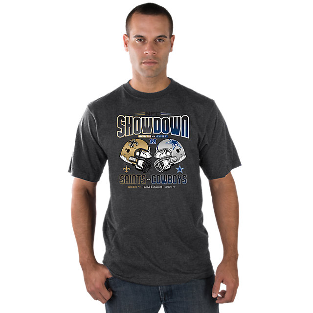 Dallas Cowboys 2014 Saints Game Day Tee