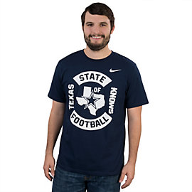 Dallas Cowboys Nike State Of Texas Knows Football Tee