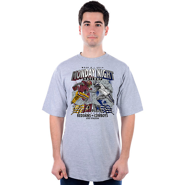 Dallas Cowboys 2014 Redskins Game Day Tee