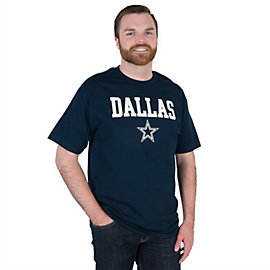 Dallas Cowboys Neptune Tee